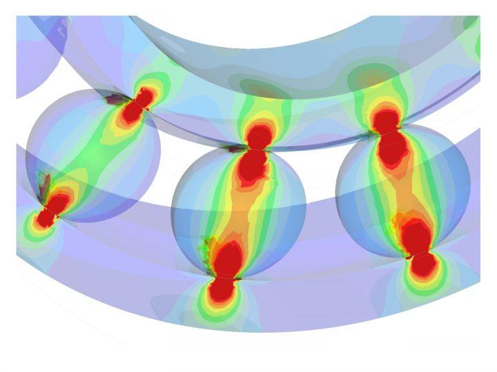 ibb-FEM-Berechnung-Kugellager